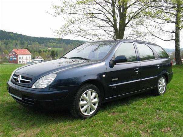 Citroën Xsara 2,0 HDi  Chrono, foto 1 Auto – moto , Automobily | spěcháto.cz - bazar, inzerce zdarma