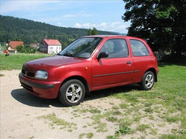 Nissan Micra 1.0 16V Automat Vada převodovky  N-CVT, foto 1 Auto – moto , Automobily | spěcháto.cz - bazar, inzerce zdarma