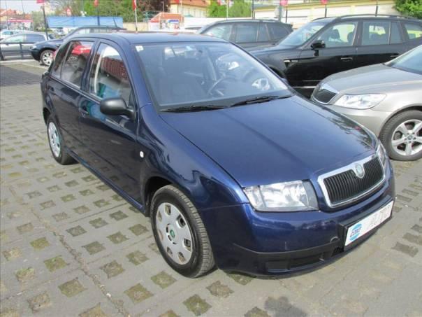 Škoda Fabia 1,4 MPI, foto 1 Auto – moto , Automobily | spěcháto.cz - bazar, inzerce zdarma