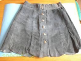 Prodám koženou sukni - RETRO