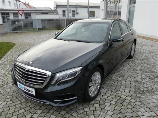 Mercedes-Benz Třída S 3,0 S 350 BT, foto 1 Auto – moto , Automobily | spěcháto.cz - bazar, inzerce zdarma