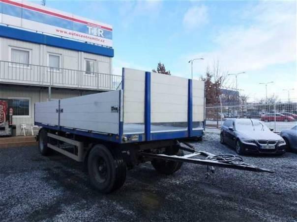 KAKERBECK SRN, foto 1 Užitkové a nákladní vozy, Přívěsy a návěsy | spěcháto.cz - bazar, inzerce zdarma