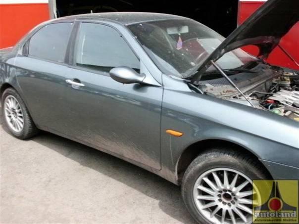 Alfa Romeo 156 1,6, foto 1 Náhradní díly a příslušenství, Ostatní | spěcháto.cz - bazar, inzerce zdarma
