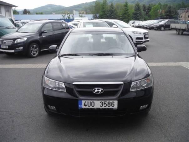Hyundai Sonata 2.0 CRDi 16V, foto 1 Auto – moto , Automobily | spěcháto.cz - bazar, inzerce zdarma