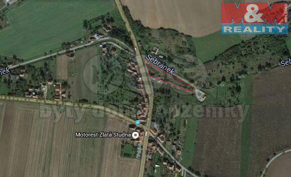 Prodej pozemku, Sebranice, foto 1 Reality, Pozemky | spěcháto.cz - bazar, inzerce