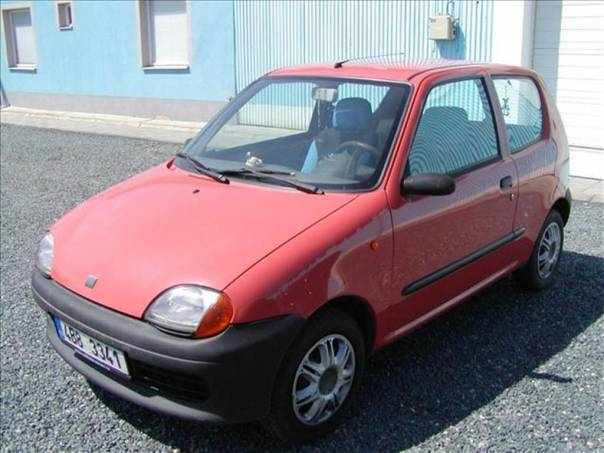Fiat Seicento 0.9 výborný stav, foto 1 Auto – moto , Automobily | spěcháto.cz - bazar, inzerce zdarma