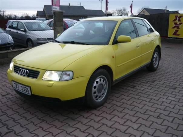 Audi A3 1,8 AUTOKLIMA, foto 1 Auto – moto , Automobily | spěcháto.cz - bazar, inzerce zdarma