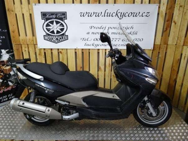 Kymco Xciting Xciting 500, foto 1 Auto – moto , Motocykly a čtyřkolky | spěcháto.cz - bazar, inzerce zdarma