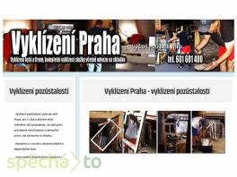 Vyklízení bytů - vyklízení pozůstalostí Praha , Obchod a služby, Úklid a údržba  | spěcháto.cz - bazar, inzerce zdarma