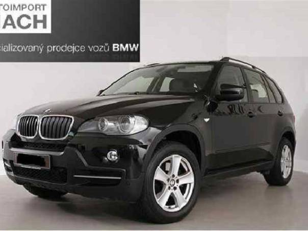 BMW X5 3,0 (E70), foto 1 Auto – moto , Automobily | spěcháto.cz - bazar, inzerce zdarma
