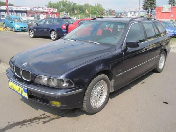 BMW Řada 5 525tds, foto 1 Auto – moto , Automobily | spěcháto.cz - bazar, inzerce zdarma