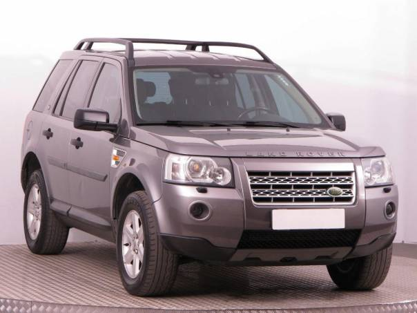 Land Rover Freelander 2.2 TD4, foto 1 Auto – moto , Automobily | spěcháto.cz - bazar, inzerce zdarma