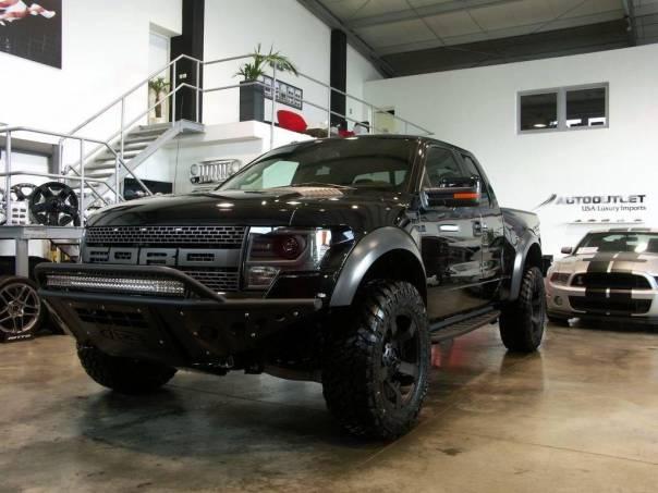 Ford F-150 Raptor SVT Luxury Extreme, Xenony, foto 1 Auto – moto , Automobily | spěcháto.cz - bazar, inzerce zdarma
