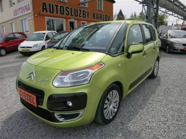 Citroën C3 Picasso 1.6 HDi,1.maj.,klima, foto 1 Auto – moto , Automobily | spěcháto.cz - bazar, inzerce zdarma