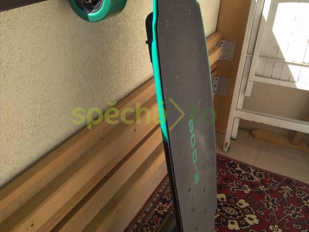 Elektro Longboard značky Yuneec E-GO2, foto 1 Sport a příslušenství, Inline a skateboarding | spěcháto.cz - bazar, inzerce zdarma