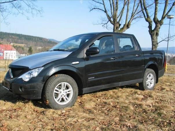 SsangYong  2,0 XDI 200 4x4  SPORTS, foto 1 Auto – moto , Automobily | spěcháto.cz - bazar, inzerce zdarma