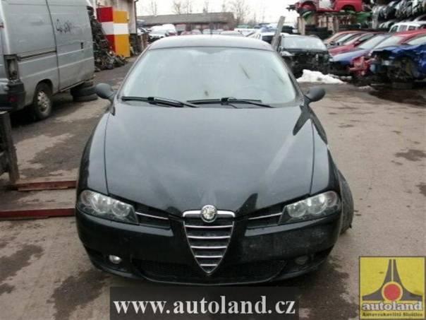 Alfa Romeo 156 1,9, foto 1 Náhradní díly a příslušenství, Ostatní   spěcháto.cz - bazar, inzerce zdarma