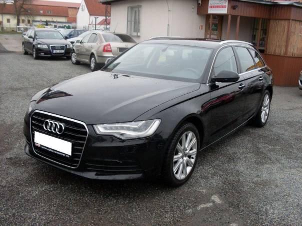 Audi A6 Avant 3,0 TDI, CZ, serviska, foto 1 Auto – moto , Automobily | spěcháto.cz - bazar, inzerce zdarma