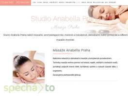 Ruční lymfatické masáže Studio Anabella Praha , Wellness a péče o zdraví, Masáže  | spěcháto.cz - bazar, inzerce zdarma
