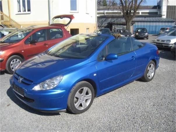 Peugeot 307 CC 1.6 16v  Aut.Klima, foto 1 Auto – moto , Automobily | spěcháto.cz - bazar, inzerce zdarma