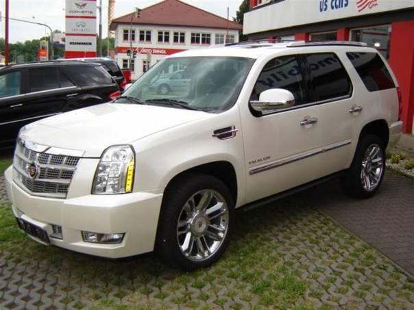 Cadillac Escalade 6,2 Platinum, foto 1 Auto – moto , Automobily | spěcháto.cz - bazar, inzerce zdarma