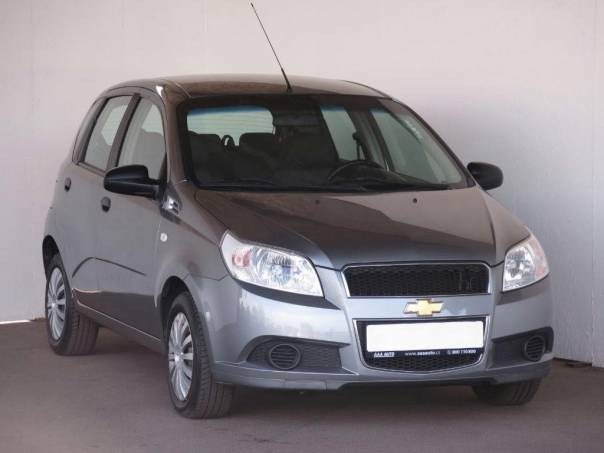 Chevrolet Aveo 1.4 i 16V, foto 1 Auto – moto , Automobily | spěcháto.cz - bazar, inzerce zdarma