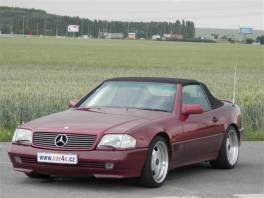 Mercedes-Benz Třída SL 300 170kW CZ * TOP STAV *