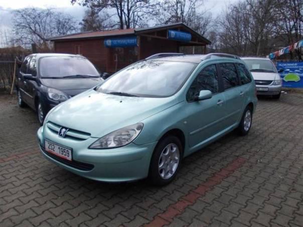 Peugeot 307 2.0 HDI SW PANORAMA, foto 1 Auto – moto , Automobily | spěcháto.cz - bazar, inzerce zdarma