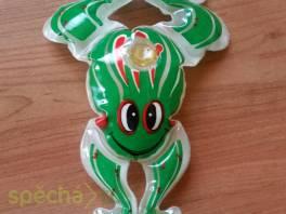 Žabka - stará nafukovací hračka , Hobby, volný čas, Sběratelství a starožitnosti  | spěcháto.cz - bazar, inzerce zdarma