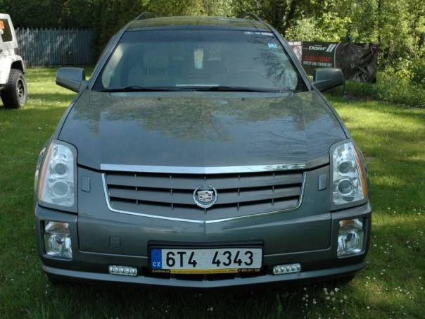 Cadillac SRX 4,6 l lpg, foto 1 Auto – moto , Automobily | spěcháto.cz - bazar, inzerce zdarma