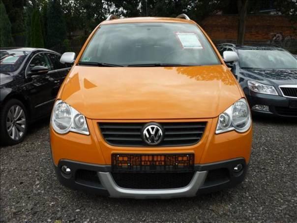 Volkswagen Polo 1.9 TDI CROSS 1Majitel/Nebourané!!!Sleva!, foto 1 Auto – moto , Automobily | spěcháto.cz - bazar, inzerce zdarma