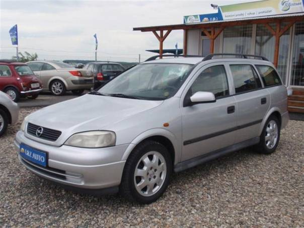 Opel Astra 1,8 16V COMFORT, foto 1 Auto – moto , Automobily | spěcháto.cz - bazar, inzerce zdarma