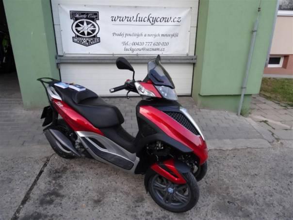 Piaggio MP3 MP3 300 Yourban-TOP, foto 1 Auto – moto , Motocykly a čtyřkolky | spěcháto.cz - bazar, inzerce zdarma