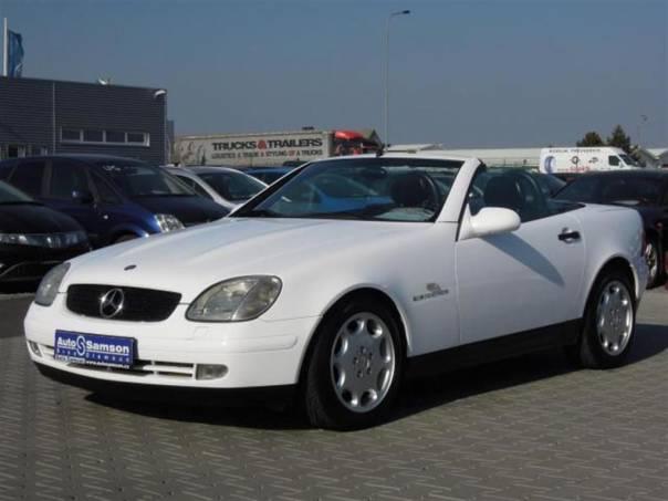 Mercedes-Benz Třída SLK 200 *KOMPRESOR*KLIMA*, foto 1 Auto – moto , Automobily | spěcháto.cz - bazar, inzerce zdarma