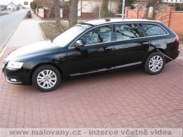 Audi A6 2,7 TDI Facelift 4x4 facelift 140kW, foto 1 Auto – moto , Automobily | spěcháto.cz - bazar, inzerce zdarma