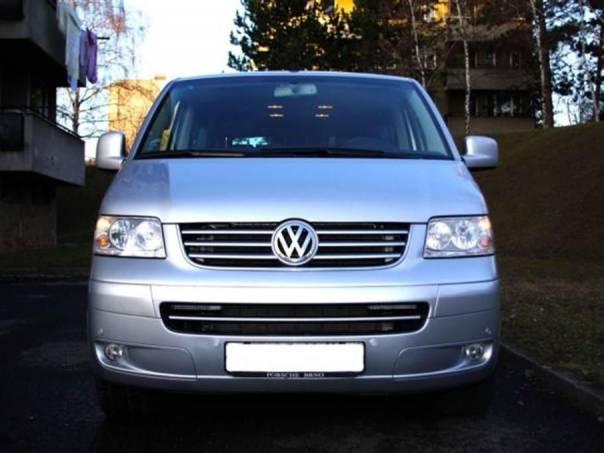 Volkswagen Multivan 2.5 TDI Highline 170 PS, foto 1 Auto – moto , Automobily | spěcháto.cz - bazar, inzerce zdarma