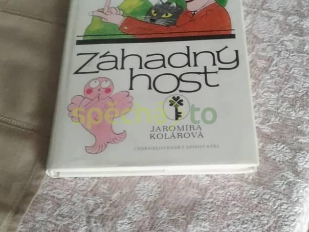 Záhadný host, foto 1 Hobby, volný čas, Knihy   spěcháto.cz - bazar, inzerce zdarma