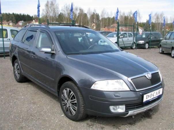 Škoda Octavia II 1.9 TDI, 4x4, TOP stav, foto 1 Auto – moto , Automobily | spěcháto.cz - bazar, inzerce zdarma