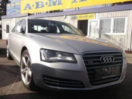 Audi A8 3.0 TDI 184 kW, ZÁRUKA