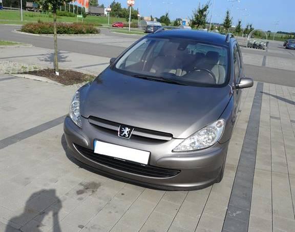 Peugeot 307 SW 2.0 HDI, foto 1 Auto – moto , Automobily | spěcháto.cz - bazar, inzerce zdarma