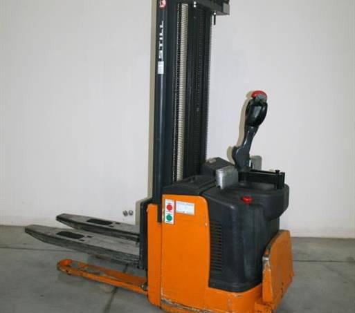 EGV S 14 (PS1149), foto 1 Pracovní a zemědělské stroje, Vysokozdvižné vozíky | spěcháto.cz - bazar, inzerce zdarma