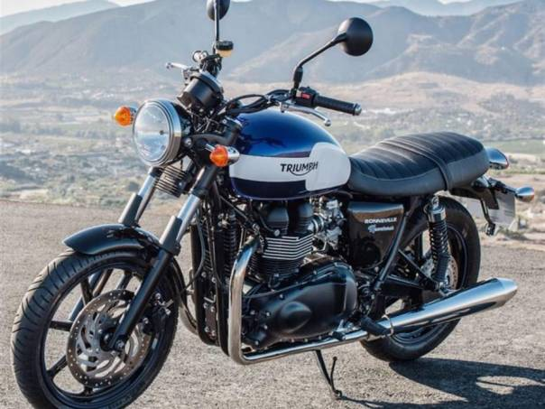 Triumph  Bonneville Newchurch 2015, foto 1 Auto – moto , Motocykly a čtyřkolky | spěcháto.cz - bazar, inzerce zdarma