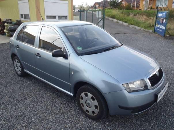 Škoda Fabia 1.4 55 kW, foto 1 Auto – moto , Automobily | spěcháto.cz - bazar, inzerce zdarma