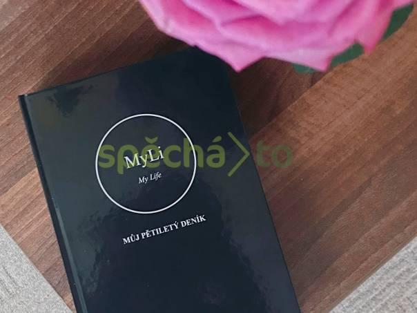 MyLi - Můj pětiletý deník, foto 1 Hobby, volný čas, Knihy | spěcháto.cz - bazar, inzerce zdarma