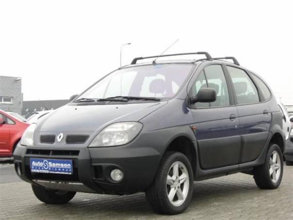 Renault Scénic 1,9 DCi RX4 *AUTOKLIMA*4x4*, foto 1 Auto – moto , Automobily | spěcháto.cz - bazar, inzerce zdarma