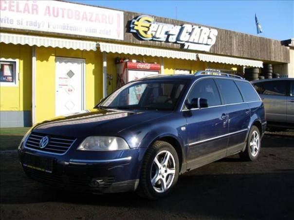 Volkswagen Passat 2,5 TDi,  ,4x4,ESP,DIGIKLIMA, foto 1 Auto – moto , Automobily | spěcháto.cz - bazar, inzerce zdarma