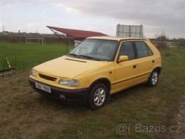 Škoda Felicia 1.6 GLXi(MPi), ABS,TZ,ALU KOLA,MLHOVKY,CONSTRUCT,CENTRÁL,...