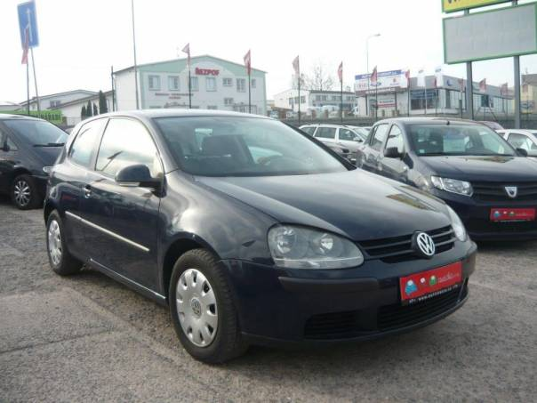 Volkswagen Golf V 1,4 i 1. Majitel, foto 1 Auto – moto , Automobily | spěcháto.cz - bazar, inzerce zdarma