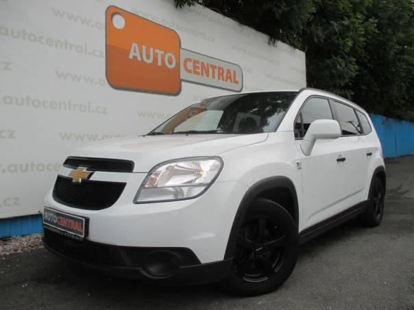 Chevrolet Orlando 1.8i 7.míst, CZ, serv.kn., foto 1 Auto – moto , Automobily | spěcháto.cz - bazar, inzerce zdarma