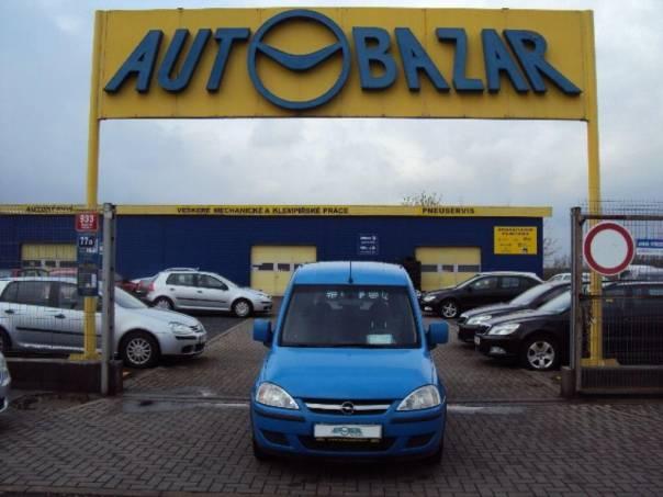 Opel Combo 1.7 DI Comfort, SERVISKA ,CZ PŮVOD, foto 1 Auto – moto , Automobily | spěcháto.cz - bazar, inzerce zdarma